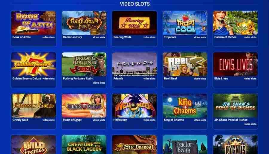 all british casino - games